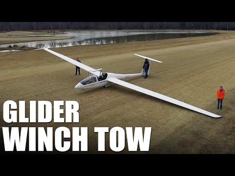 Glider Winch Tow | Flite Test - UC9zTuyWffK9ckEz1216noAw