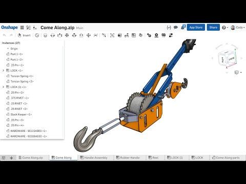 Webinar | 10 Onshape Tips for SolidWorks Users (December 13th, 2016)