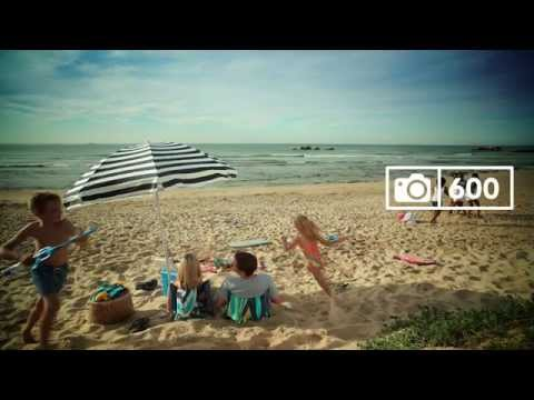 Eveready Beach TV Advert (Lithium)