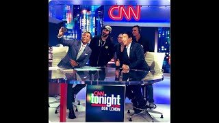 CNN Anderson/Don Lemon interviews.  Americans watching MSM learns more about ANdrew