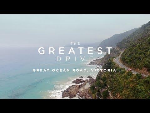 Greatest Drive ? Great Ocean Road, Australia