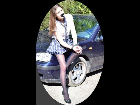 Schmutzfabrik: Nina, Spaß am Wochenende (High heels scream)