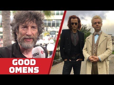 Neil Gaiman on What Creators Owe Their Fans - Comic Con 2018 - UCKy1dAqELo0zrOtPkf0eTMw