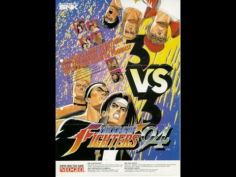 The King of Fighters 94 Arrange Sound Track