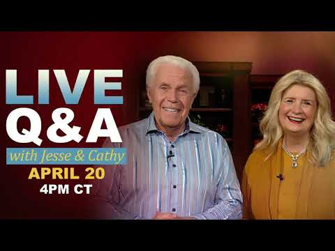 Live Q & A with Jesse and Cathy