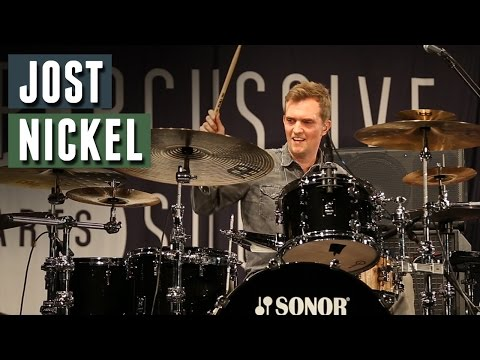 Jost Nickel (Drum Solo) - PASIC 2016