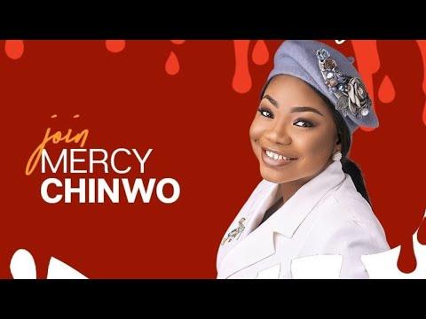 MERCY CHINWO  MINISTRATION  78 HOURS MARATHON MESSIAH'S PRAISE