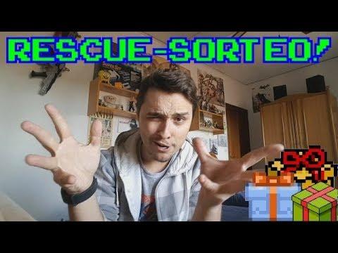 REPETICION #RESCUESORTEO !!