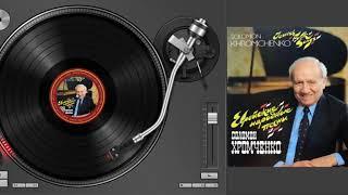 Соломон Хромченко - Еврейские народные песни (Мелодия - C10 26993 005) - 1988