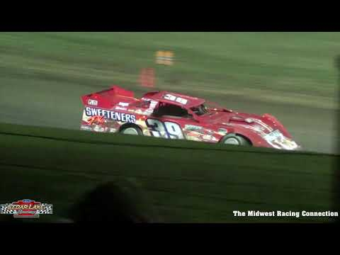 2013 USA Nationals - Cedar Lake Speedway 08/03/2013 - dirt track racing video image