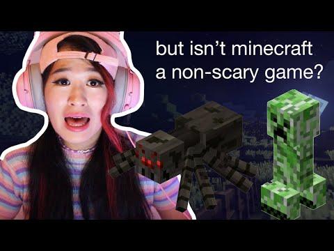 i play minecraft