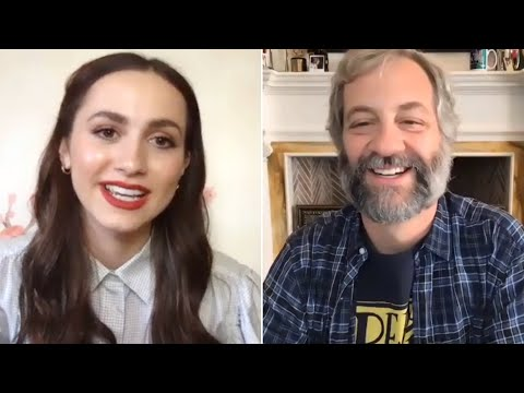 Maude and Judd Apatow Take The Father/Daughter Test