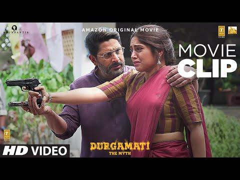 Janwar Bana Diya   Durgamati Movie Clips   Bhumi Pednekar, Arshad Warsi, Mahie Gill