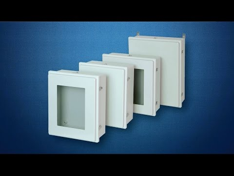Control Series Electrical Enclosures Product Overview