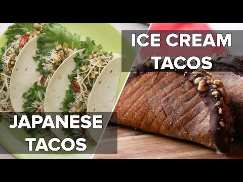 7 Unique Recipes For Taco Night