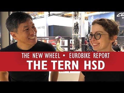 Tern HSD - Eurobike 2019 Report