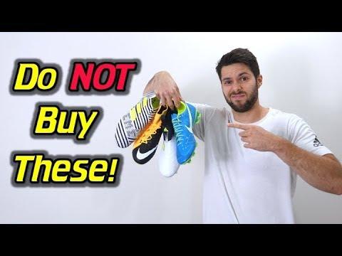 DON'T BUY THESE! - Top 5 Soccer Cleats You Should NOT Buy! - UCUU3lMXc6iDrQw4eZen8COQ