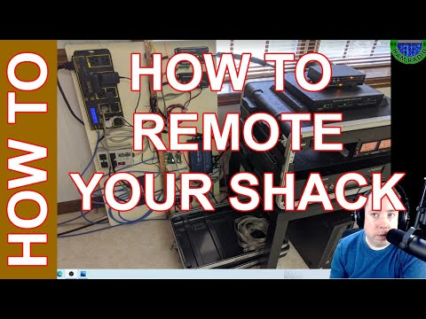 Remote Ham Radio - How to Remote Your Ham Radio