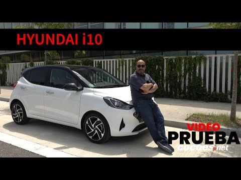 Hyundai i10 2020 | Prueba / Test / Review en español | coches.net