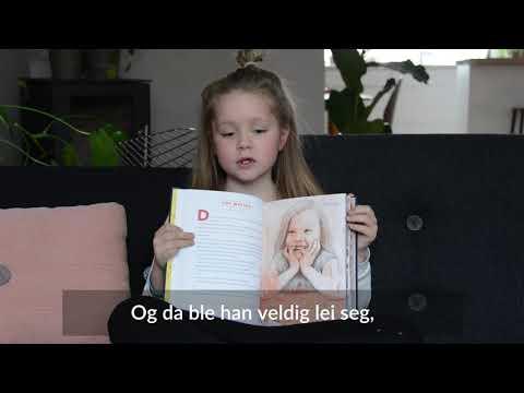 Barnas boktips: Lykke (7) anbefaler «Nattafortellinger for rebelske jenter»