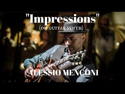 Impressions - with guitar synth