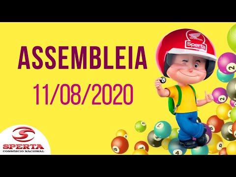 Sperta Consórcio - Assembleia - 11/08/2020