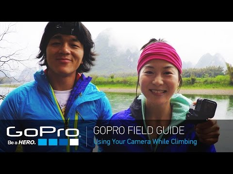 GoPro HERO4 Session Field Guide: Using Your Camera While Climbing