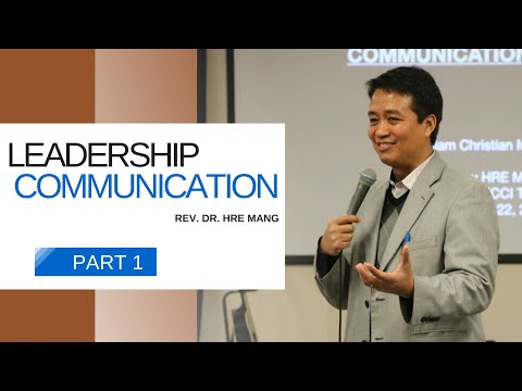 Leadership Communication  Skill training1