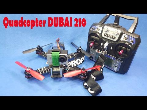 Hướng Dẫn Ráp Quadcopter Dubai 210 NO FPV - UCyhbCnDC6BWUdH8m-RUJHug