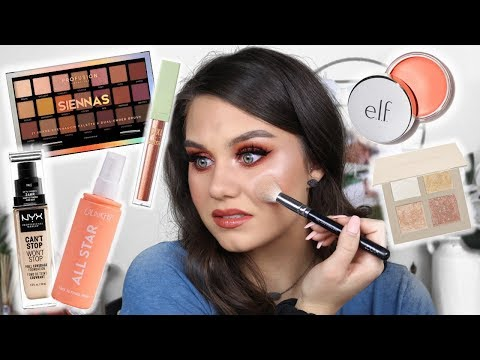NEW DRUGSTORE MAKEUP | FIRST IMPRESSION WITH HITS & MISSES! - UCbtwBy5a2-hQU3LUYJ6m8GQ