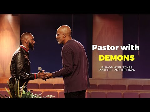 Pastors with Demons  Prophet Passion Java & Bishop Noel Jones