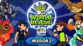 Ben 10: World Rescue - New Mission Means New Aliens (CN Games)