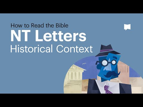 New Testament Letters: Historical Context