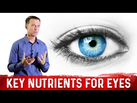 The MOST Important Vitamins For the Eyes