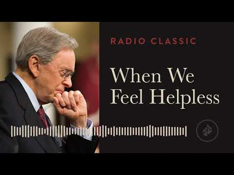 When We Feel Helpless - Radio Classic - Dr. Charles Stanley