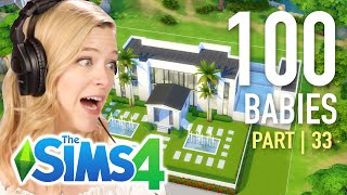 Single Girl Picks A Fan's Home For Her Babies In The Sims 4 | Part 33