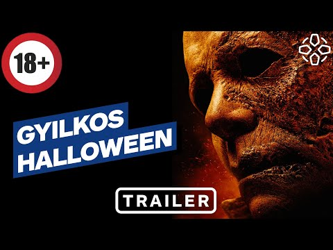 """Gyilkos <span class=""""search-everything-highlight-color"""" style=""""background-color:orange"""">Halloween</span> – magyar előzetes #1"""