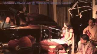 Dil-E-Naadaan - Live by Vandana Vishwas at Toronto - vandanavishwas , Ghazal
