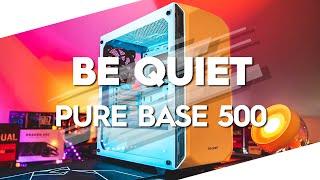Vidéo-Test : [REVIEW] Be Quiet Pure Base 500 - TopAchat [FR]