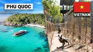 THE DARKSIDE OF PHU QUOC | COCONUT TREE PRISON | VIETNAM  VLOG 04