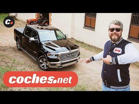 RAM 1500 Pickup | Prueba / Test / Review en español | coches.net