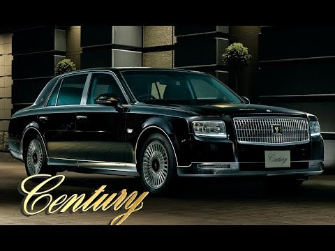 2018 Toyota Century - ultra-exclusive Rolls-Royce competitor - UCC7627sseo4vOV_Kj9HaWKA