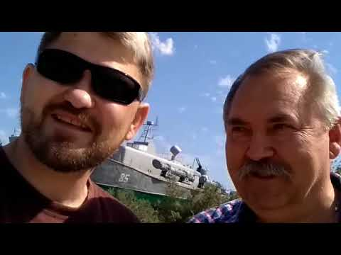 На пути в Крым. Саранск и Темрюк. Дорожные заметки Горбовского.