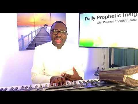 Prophetic Insight October 1, 2021