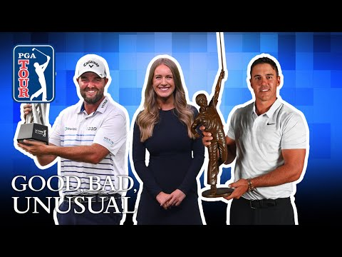 Leishman wins in Malaysia, Brooks is POY and Perez shops