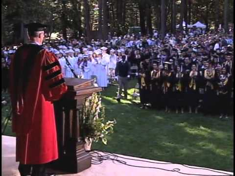 Pacific Union College Commencement 2007