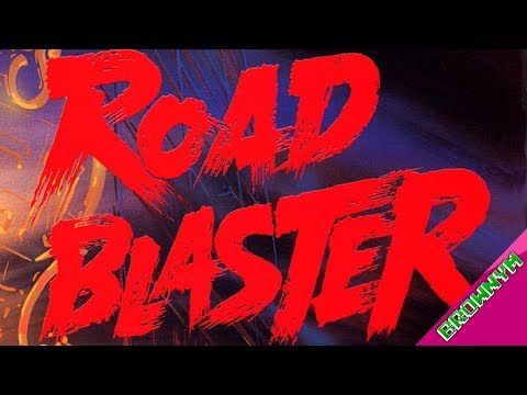Road Blaster [Data East, 1985]
