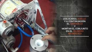 HTV 250 - Reparación
