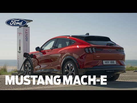 Hvordan lade med IONITY | Mustang Mach-E | Ford Norge