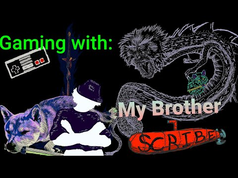 Surprise Gaming With My Brother Live